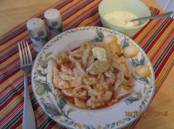 Egg Dumplings Recipe
