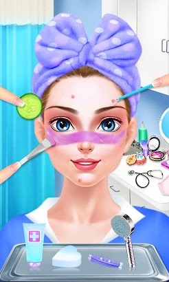 Nurse & Newborn Baby Makeover- screenshot thumbnail