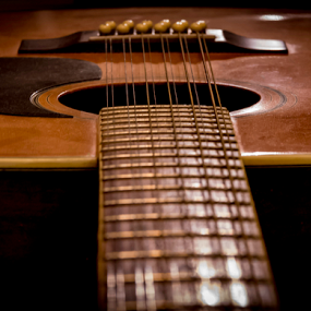 Marty's 12 String  by Anthony Balzarini - Artistic Objects Musical Instruments ( #instramentphotography #guitar #12stringguitar #instrament #photgraphy,  )