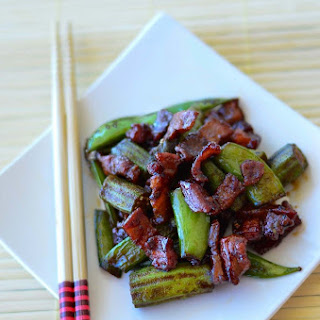 Easy Stir-Fry Vegetables with Pork Belly