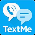 Text Me - IM & Appels gratuits icon