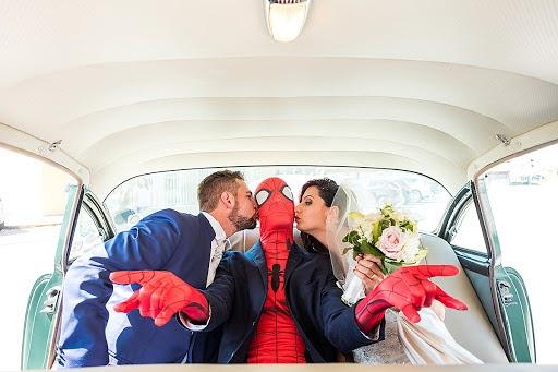 Wedding photographer Fabio Camandona (camandona). Photo of 09.11.2016