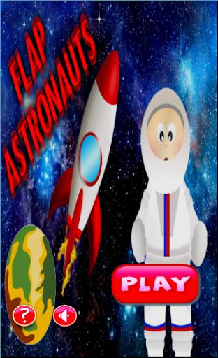 Flap Astronauts