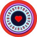 Roulette Video Chat Random Omegle Strangers Online icon