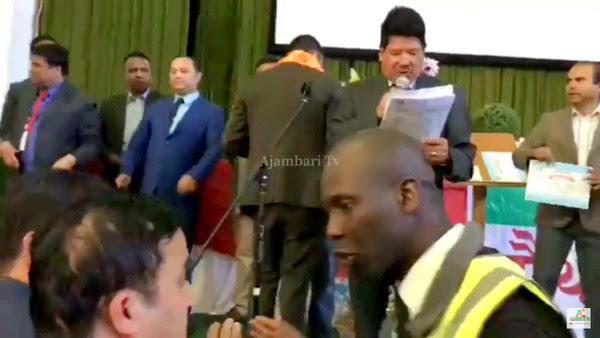 पत्रकार महासंघ बेलायतको अधिवेशनमै हातपात