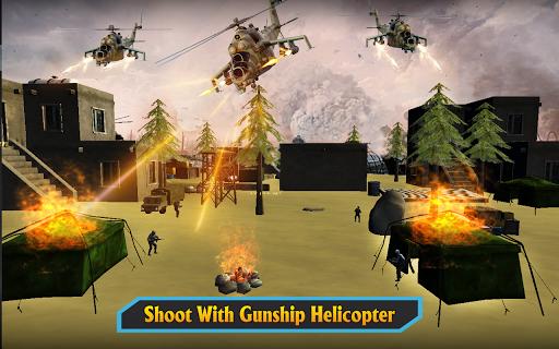 Gunship Helicopter Air War Strike apkdebit screenshots 1