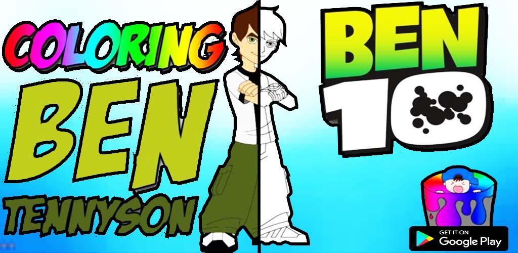 Ben10 Coloring Book 11 Apk Download