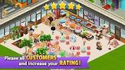 (APK) تحميل لالروبوت / PC Cafeland - World Kitchen ألعاب screenshot