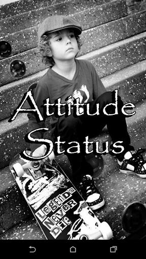 Attitude Status new