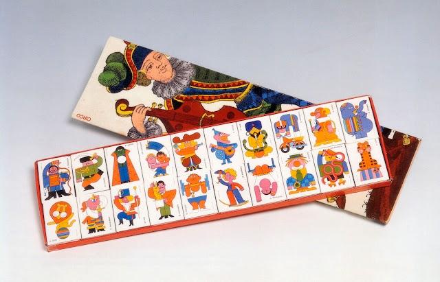 Serie Circo para Fósforos del Pirinero (1968). / Imagen: www.cruznovillo.com.