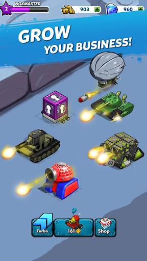 Télécharger Merge Tanks: Funny Spider Tank Awesome Merger mod apk screenshots 3
