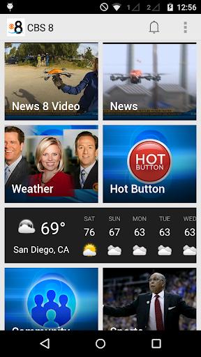 CBS 8 San Diego News