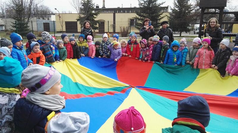 Słoneczka: Powitanie wiosny