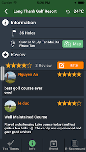 GolfConnect24 - golf booking screenshot 9