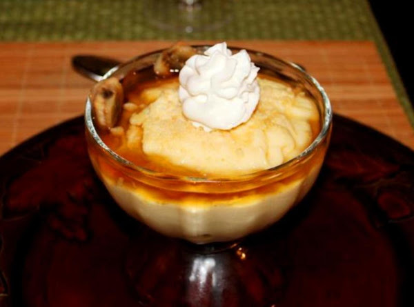 Bananas Foster Puddings Recipe