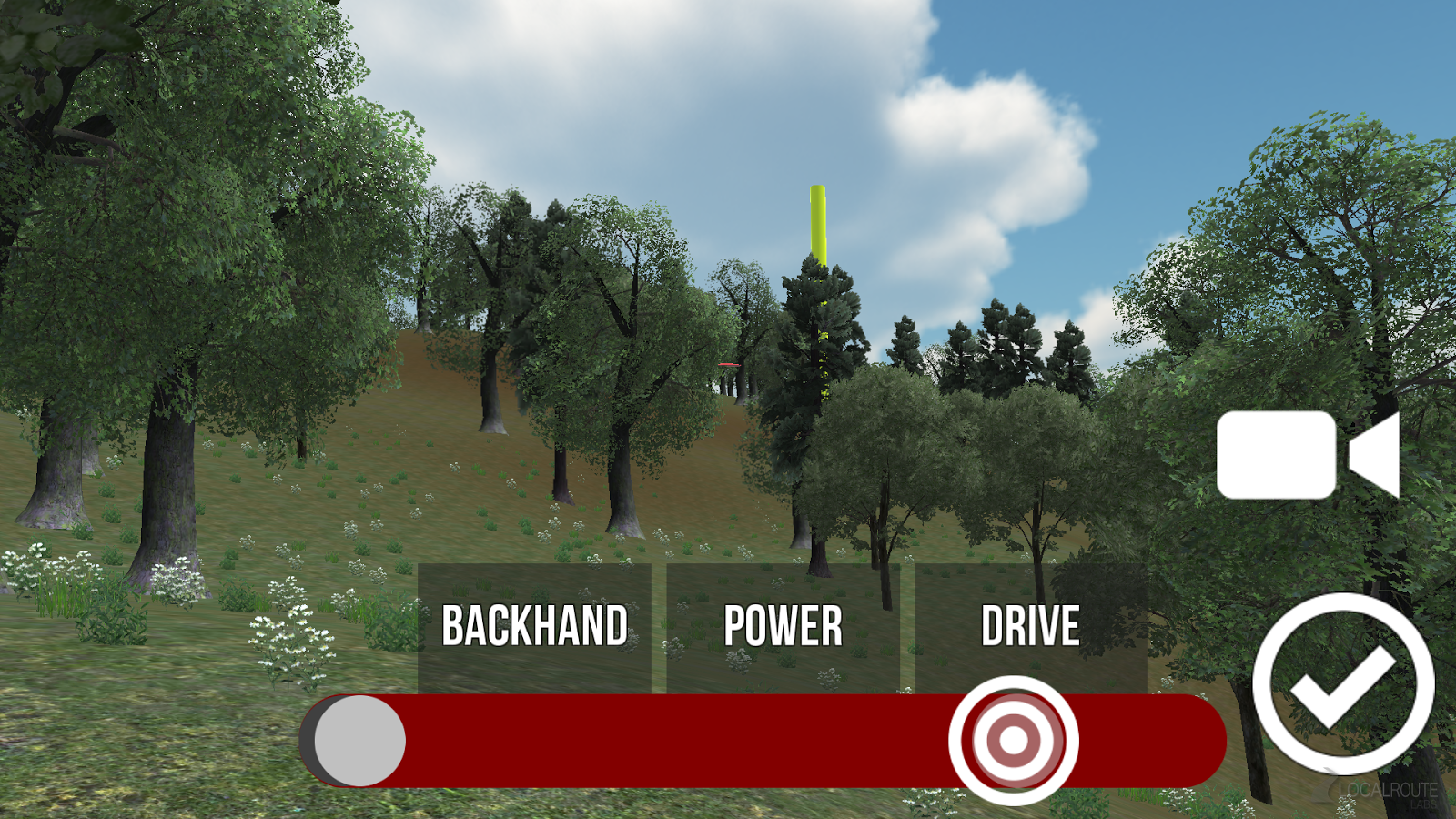 Disc Golf Unchained- screenshot