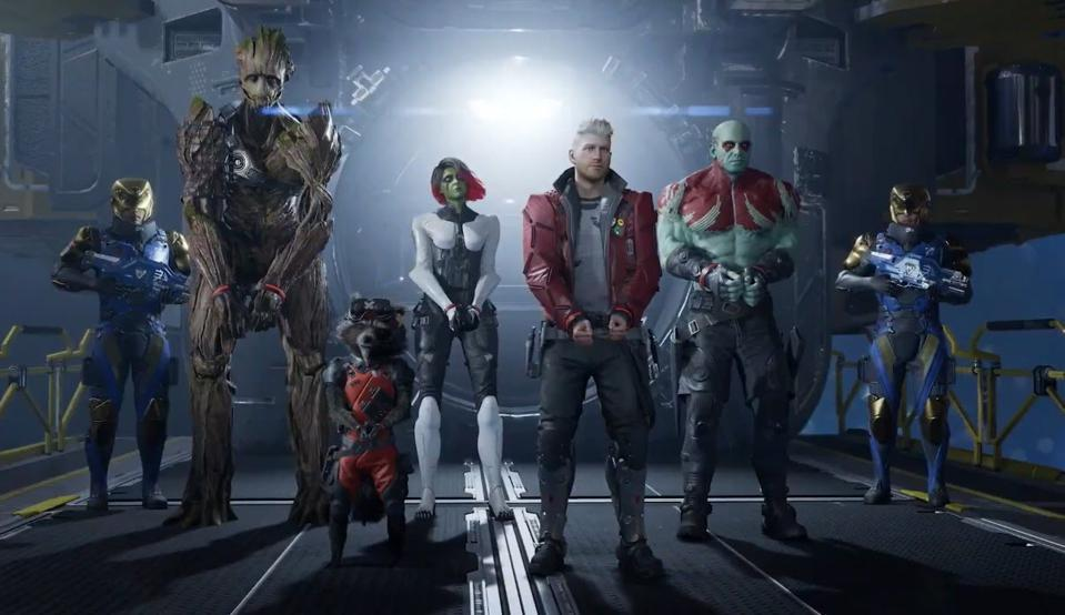 Marvel's Guardians of the Galaxy ปล่อย trailer ตัวใหม่ และพร้อมให้ทุกคนดาวน์โหลดแล้วเร็วๆ นี้ !! 03