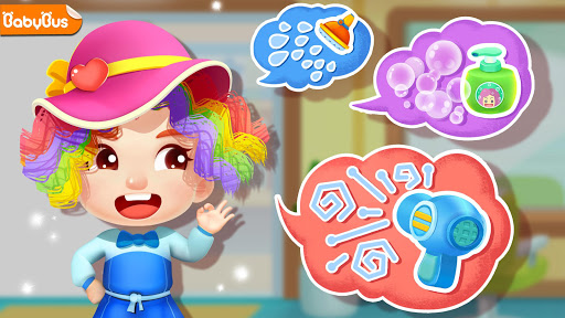 Baby Pandau2019s Hair Salon 8.31.00.00 screenshots 1