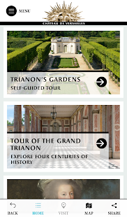 Palaces and gardens of Trianon- screenshot thumbnail