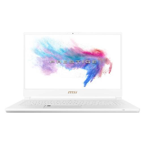 Máy tính xách tay/ Laptop MSI P65 8RF-488VN (i7-8750H) (Trắng)