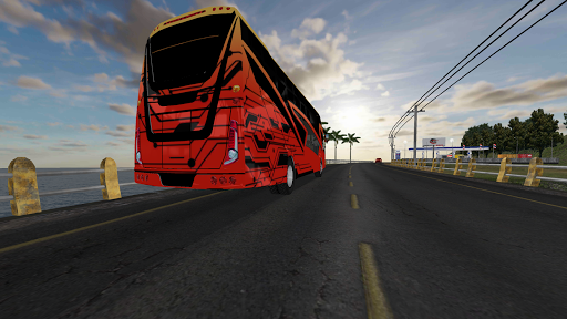 IDBS Thailand Bus Simulator 1.1 screenshots 6