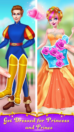 ud83cudf39ud83eudd34Magic Fairy Princess Dressup - Love Story Game 2.1.5000 screenshots 10