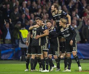 Ajax pakt na maanden nog eens koppositie in Eredivisie dankzij doelpuntenfestival tegen voorlaatste