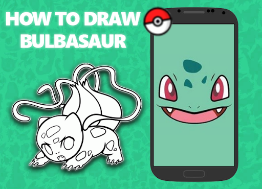 How To Draw Poke Go Characters