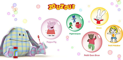 Zouzous Dessins Animés Pour Les Tout Petits برنامه ها در
