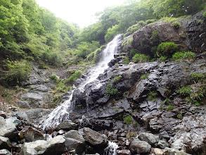 Photo: 円山木沢、上の大棚