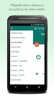 CZ Radio - náhled