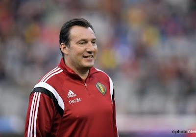 Départ de Wilmots après l'Euro 2016 ?