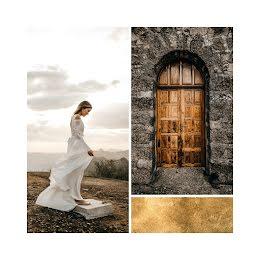 Chapel & Dress Collage - Wedding item