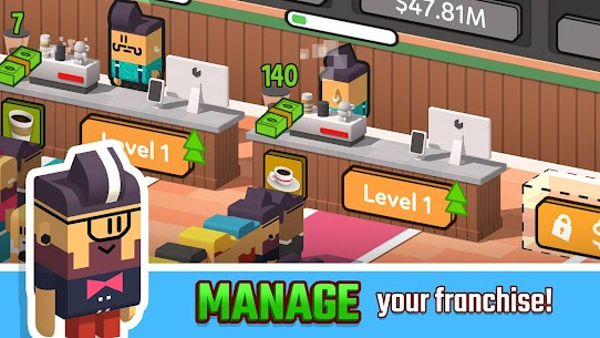 Idle Coffee Corp Download free Android Apk 1