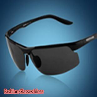 Módní design brýlí - náhled