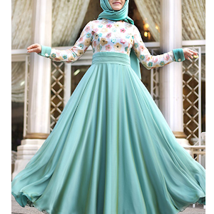 Evening Wear Hijab Styles