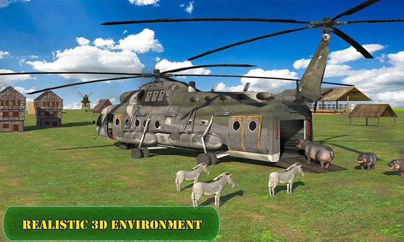 Animal-Transporter-Helicopter 22