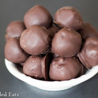 Fudge Brownie Truffles