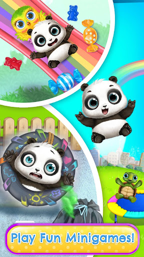 Panda Lu & Friends - Playground Fun with Baby Pets apkmr screenshots 7