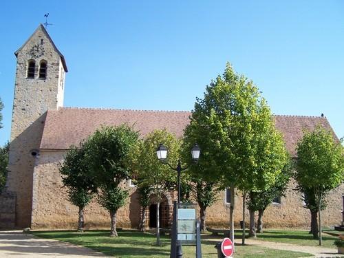 photo de PAROISSE DE PARCE : ASNIERES-SUR-VEGRE : Eglise St Hilaire