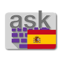 Spanish for AnySoftKeyboard icon