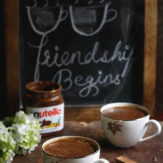 Nutella Drink Recipes