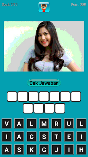 Game Tebak Nama Artis : tebak, artis, Tebak, Artis, Indonesia, Download, Android, APKtume.com