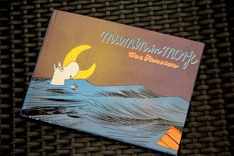 Photo: Mumin in morje - duhovita zgodba izvrstne Tove Jansson bo razveselila vso družino.  Morska pustolovščina v stripu: http://www.sanje.si/knjigarna/mumin-in-morje.html