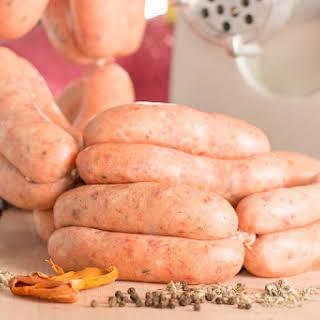 Making Sausages.