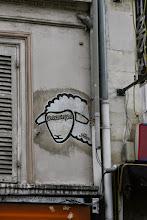 Photo: Street art - the sheepest -Paris XIe - rue Amelot