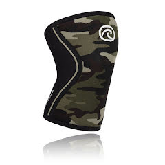 Rehband RX Knee Sleeve 7 mm - camo