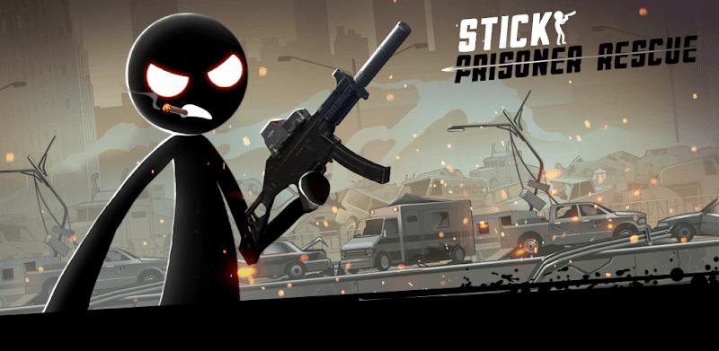 Stick Prisoner Rescue – APK MOD HACK – Dinheiro Infinito