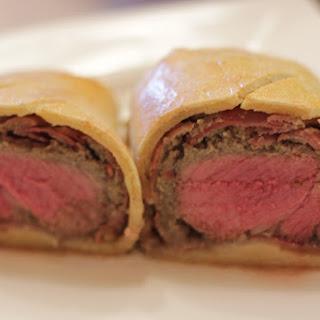 Paleo Beef Wellington