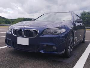 5シリーズ セダン  F10  528i  30thアニバーサリーエディションのカスタム事例画像 katsunoryさんの2018年07月21日09:28の投稿